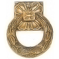 Big-ring Petalo In bronze, 1309