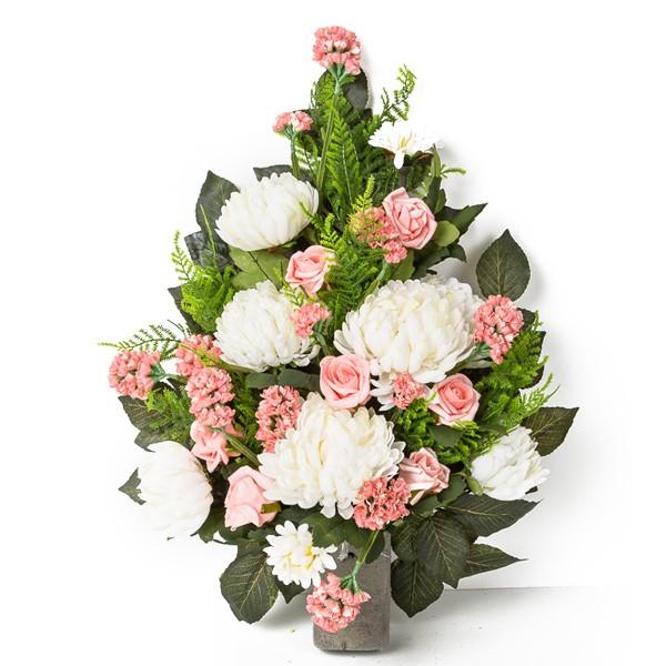Vasi per fiori cimitero fiori per cimitero - Crisantemi in vaso ...