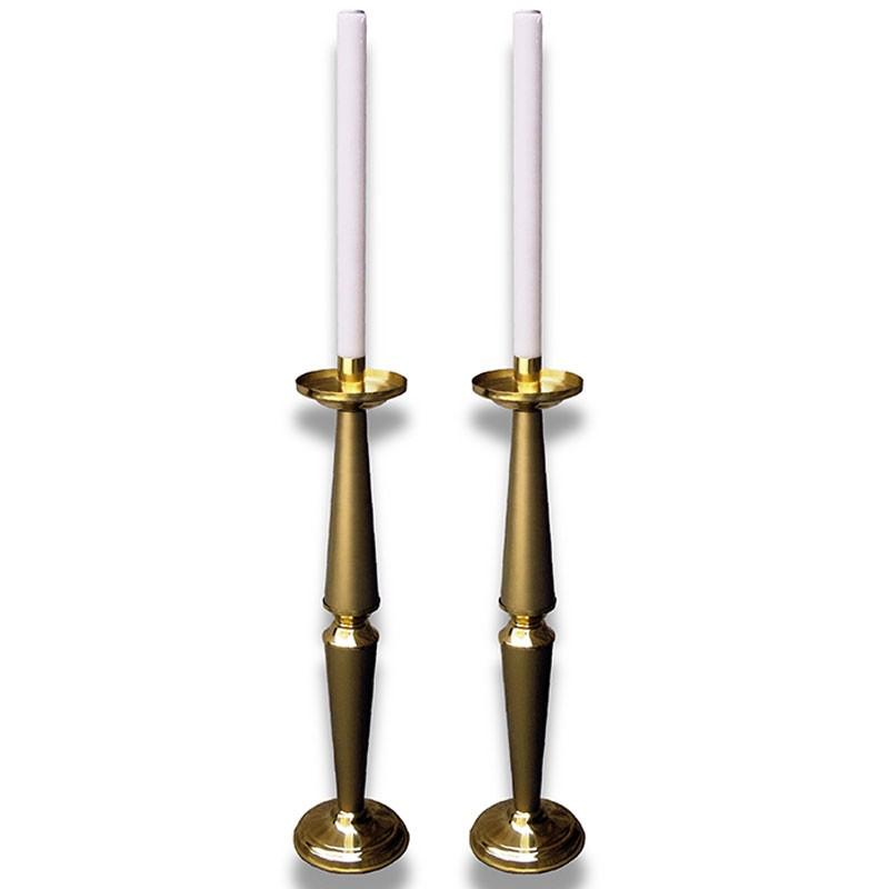 2 Kerzenleuchter Falsche Kerze Coni 130cm In