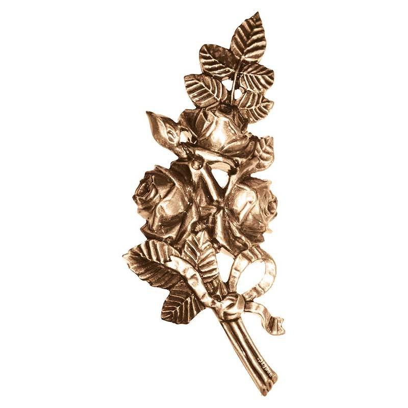 ornement fun raire 19x8cm d coration de bronze 3021. Black Bedroom Furniture Sets. Home Design Ideas