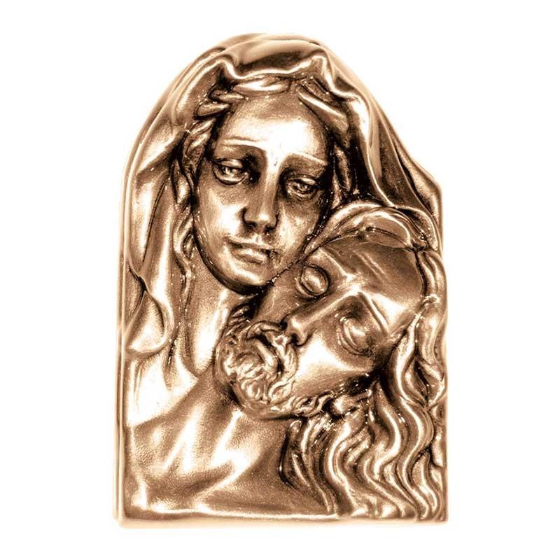 ornement fun raire 11x7 5cm d coration de bronze 3137. Black Bedroom Furniture Sets. Home Design Ideas