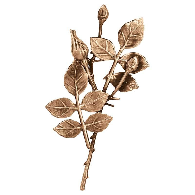 ornement fun raire 21x9cm d coration de bronze 3744. Black Bedroom Furniture Sets. Home Design Ideas