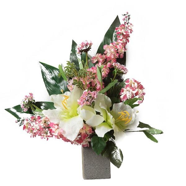 Fiori per lapidi ui12 regardsdefemmes for Composizioni fiori finti per arredamento