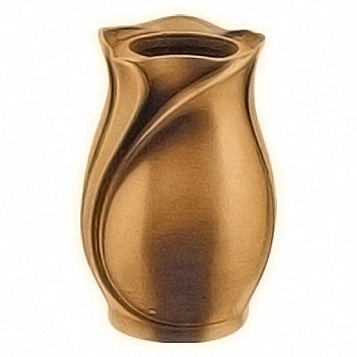 "Grave Vase with motto /""We Miss You/"" height approx 18 cm grabdeko Flower Vase"