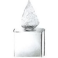 Grave light Geometrico 20x10cm-7,8x3,9in In stainless steel, ground or wall mount