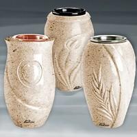 vases fun raires en marbre pour pierre tombale et tombe. Black Bedroom Furniture Sets. Home Design Ideas